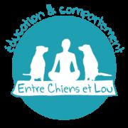 Logo entre chiens et lou grand